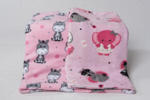 pink elephants and zebras